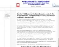 Bild Arbeitsmed. Beratungsstelle im Bistum Osnabrück GmbH