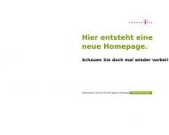 Bild Webseite CONFAIR Grundstücksverwertungs Köln