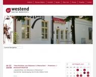 Bild Webseite Trägerverein Westend Kulturwerkstatt für ArbeitnehmerInnen Bremen