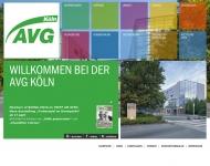 Bild Webseite AVG Abfallentsorgung  und Verwertungsgesellschaft Köln Köln