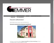 Bild Webseite Gemmer Volkhard Aull