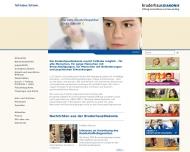 Bild Webseite Gustav-Werner-Stiftung zum Bruderhaus Reutlingen