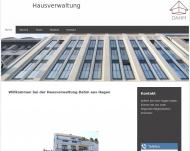 Bild Webseite  Hagen