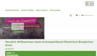 Bild Kreisverwaltung Rheinisch Bergischer Kreis