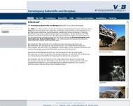 Bild Vereinigung Rohstoffe und Bergbau e.V.