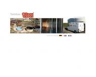 Bild Webseite Tankbau Norderstedt