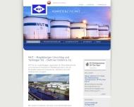 Bild Webseite MUT Magdeburger Umschlag und Tanklager Magdeburg