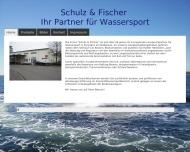 Bild Webseite Schulz G. u. Fischer H.-J. Wassersport Konstanz