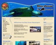 Bild Blue Ocean Tauchschule Fachgeschäft Wassersportgeschäft
