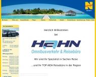 Bild Webseite Hahn Gesellschaft Reutlingen
