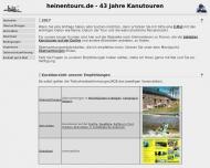heinentours.de - Startseite
