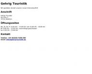 Bild Gehrig Touristik-Heinrich Gehrig GmbH