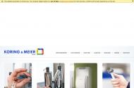 Bild Webseite  Melle