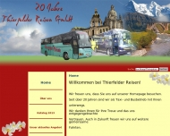 Bild Thierfelder Reisen GmbH Taxiunternehmen