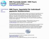 Bild MM-Touristik GmbH