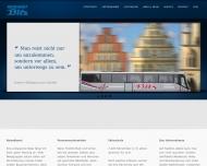 Bild Webseite  Telgte