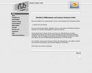 Website Elektro Walter Geil Inhaber Daniel Keith