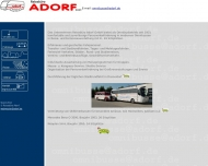 Bild Reisebüro Adorf Gesellschaft mit beschränkter Haftung