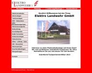 Elektro Landwehr Beratung Planung Lieferung Montage Kundendienst