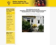 Bild Kieler Institut für Gymnastik und Tanz gemeinnützige GmbH
