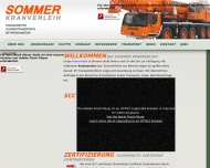 Bild Sommer Kranverleih GmbH