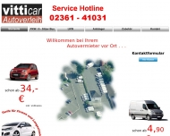 Bild Autoverleih Condor Vitti GmbH