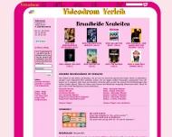 Website Videodrom Verleih
