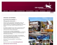 Bild Dornheim GmbH Bootsvermietung & Restaurant Zur Gondel