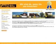 Bild Webseite  Weiden