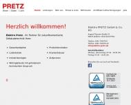 Bild Elektro Pretz GmbH & Co. KG