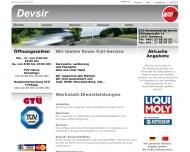 Website Autofit Devsir