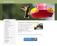 Bild Webseite IGS - Institut für Verkehrswirtschaft Köln