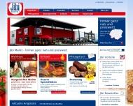 Bild Webseite  Bad Salzuflen