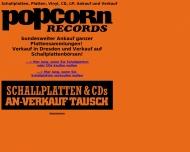Popcorn Records Schallplatten, Vinyl, LP, CD Ankauf, An- und Verkauf von LPs und CDs