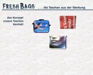 Bild Webseite Fresh Handel Klinke u. Meyer München
