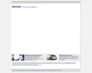 Bild Webseite MAHAG Münchener Automobil-Handel Haberl München