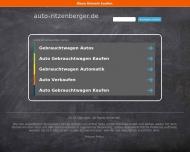 Bild Webseite E. u. S. Ritzenberger Nürnberg