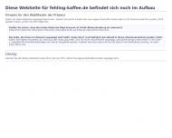 Bild Webseite Christoph Fehling Hamburg