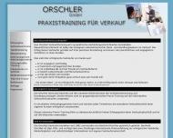 Bild ORSCHLER GmbH Praxistraining für Verkauf