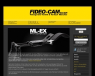 Website FIDEO-CAM