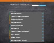 Bild Webseite Damm Anne An- und Verkauf Berlin