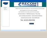 Bild RECON Recycling & Container GmbH