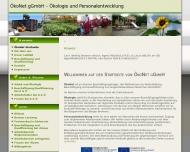 Bild ÖkoNet - Ökologie und Personalentwicklung gGmbH