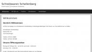 Bild Webseite Schellenberg Gerd Schreibwaren Reutlingen