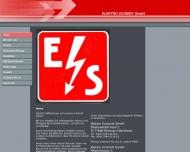 Bild Webseite Elektro Schmidt Rheinau