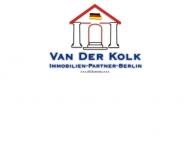 Bild Webseite VAN DER KOLK  IMMOBILIEN-PARTNER-BERLIN Berlin