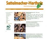 Bild Albrecht Sattelmacher KG Hartholzsägewerk