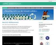 Bild GFR Gesellschaft für Recycling mbH