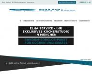 Website elha-service Küchenmontage