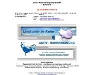 Bild Aktiv Rohrreinigung GmbH